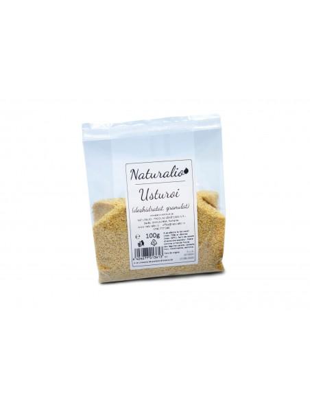 Usturoi (deshidratat, granule, 100g)