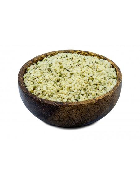 Seminte de canepa, decorticate