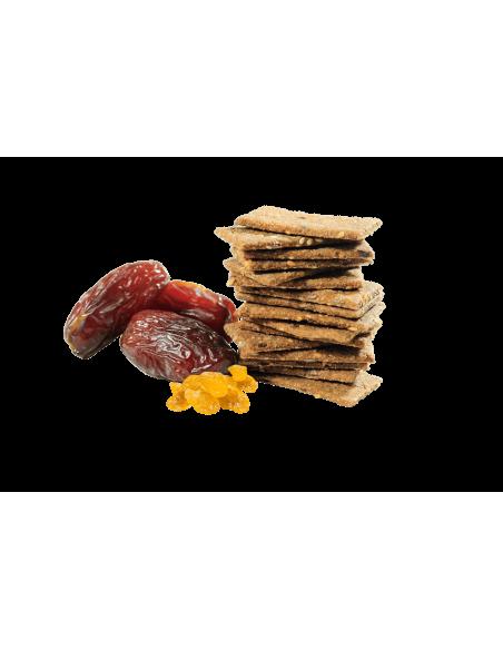 Crackers Stafide si Curmale (200g)