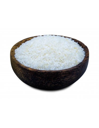 Nuca de cocos fulgi, nedegresata